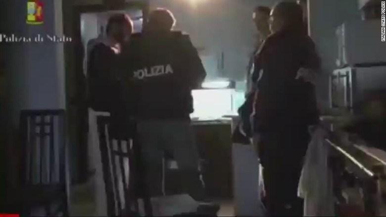policia italia
