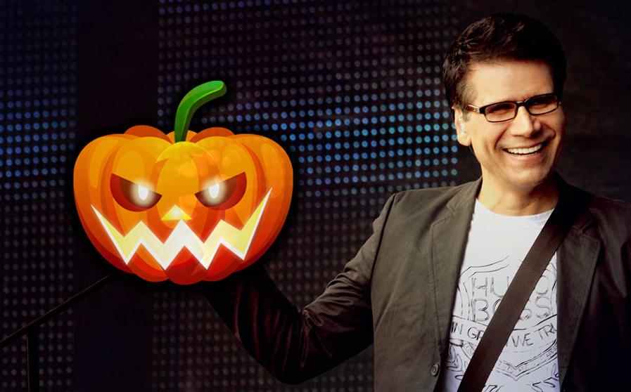 Jesus Adrian Halloween