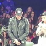 Justin Bieber predica a Cristo en pleno concierto