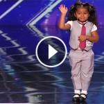 Niña cristiana de 5 años deja sorprendido a jurados en una competencia