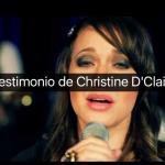 Testimonio de Christine D'Clario