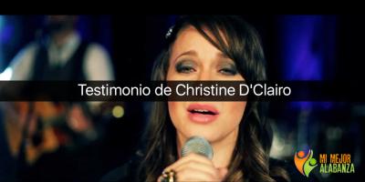 christine d clario