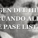 """Origen del Himno """"Cuando allá se pase lista"""""""