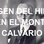 """Origen del himno  """"En el Monte Calvario"""""""