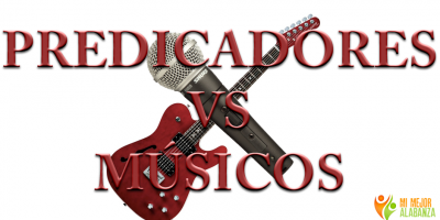 predicadores vs musicos