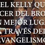 Israel Kelly: Una visión para hacer el Bronx una mejor ciudad a través del evangelismo