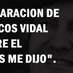 """Declaración de Marcos Vidal sobre los que dicen """"Dios me dijo"""""""