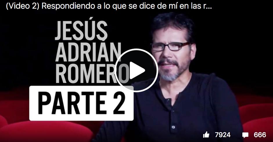 jesus adrian romero matrimonio gay