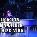 La publicación de Justin Bieber que se hizo viral