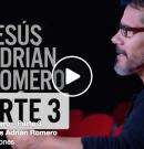 Tercera y última respuesta de Jesús Adrián Romero a acusaciones en las redes sociales