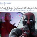 Hackean página de Facebook de Christine D'Clario y Marcos Barrientos