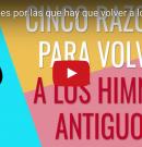 [VIDEO] Cinco razones para volver a los himnos antiguos