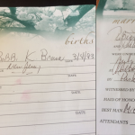 Biblia de Whitney Houston a la venta por 95 mil euros
