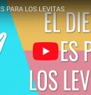 [VIDEO] EL DIEZMO ES PARA LOS LEVITAS
