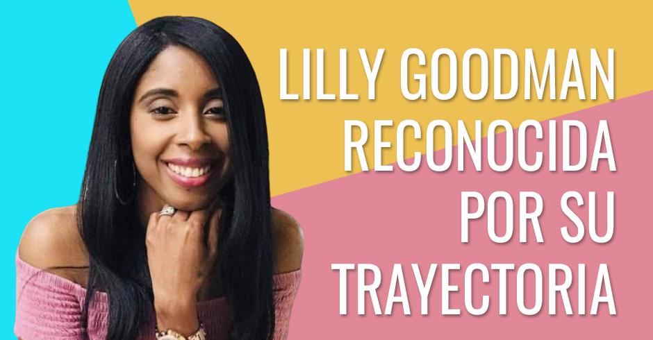 Lilly Goodman reconocida por su trayectoria