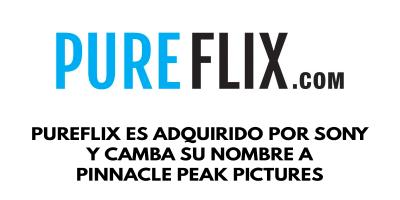 Pure Flix (estudio creador de la saga Dios no está muerto) es adquirido por Sony y cambia su nombre a Pinnacle Peak Pictures