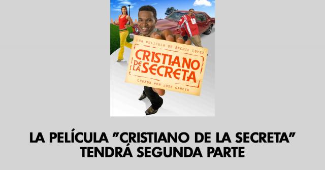 La película Cristiano de la secreta tendrá segunda parte