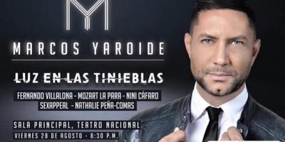 Marcos Yaroide, luz en las tinieblas