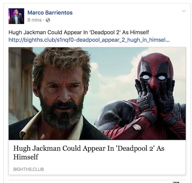 Pagina Facebook Marcos Barrientos Christine D Clario Hackeada