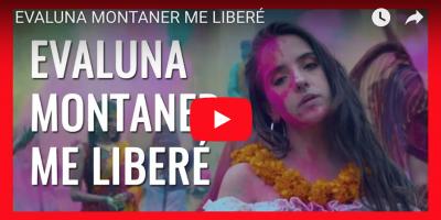 Evaluna Montaner Me Liberé Video