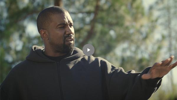 La Biblia es su fuente de inspiración, asegura Kanye West