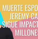 Muerte de esposa de Jeremy Camp continúa impactando a millones