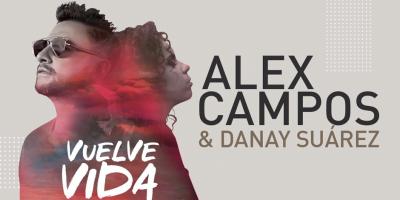 Nueva canción de Alex Campos junto a Danay Suárez
