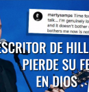 Líder de Hillsong Marty Sampson se retira del cristianismo