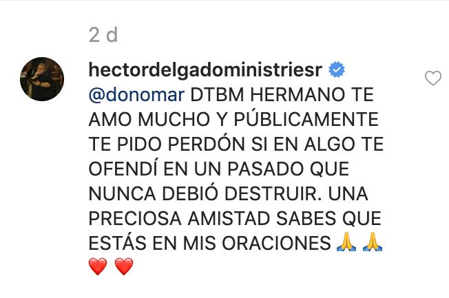 Hector Delgado Hector el Father responde a Don Omar