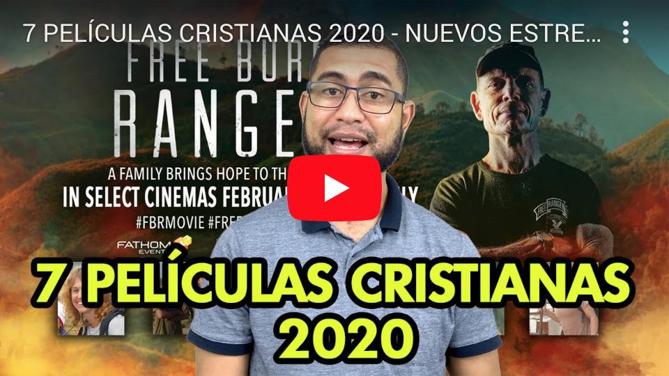 ¿Peliculas cristianas que se van a estrenar en el 2020