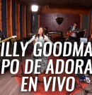 Lilly Goodman ofrece un tiempo de alabanza y oración en vivo