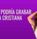 Thalía podría grabar música cristiana