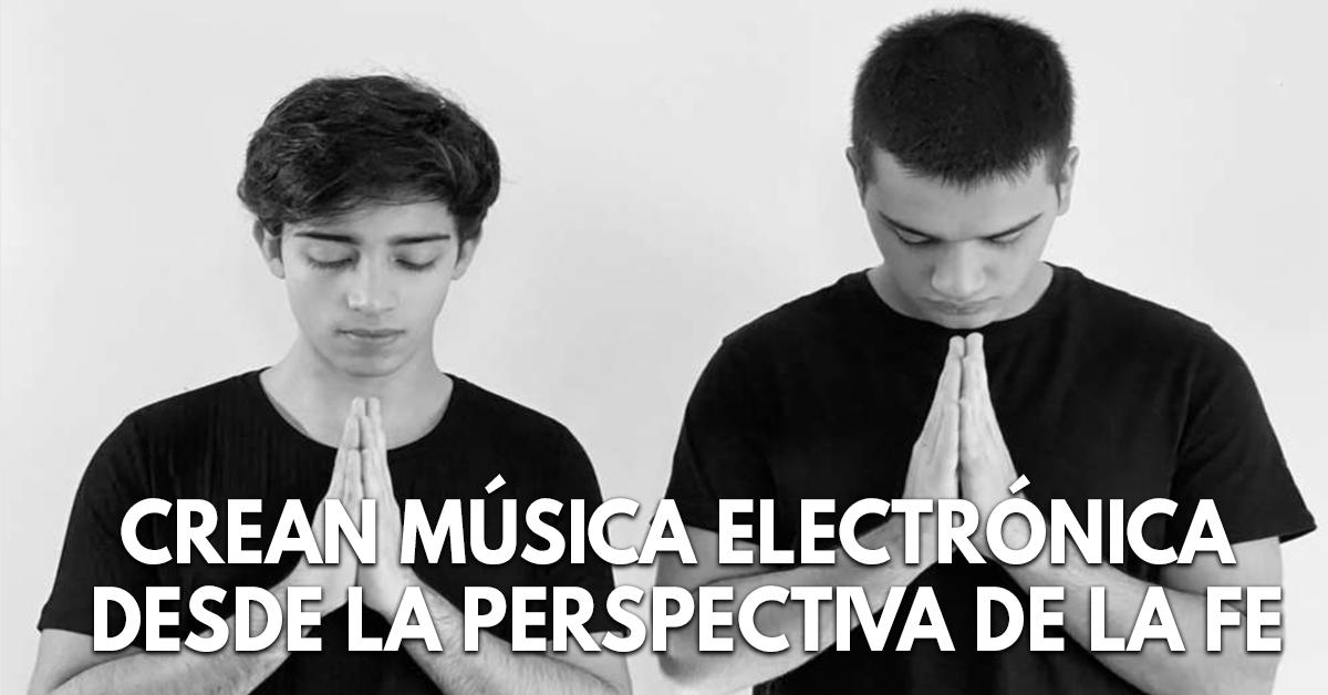 Crean música electrónica desde la perspectiva de la fe