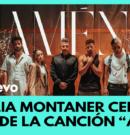 Familia Montaner celebra el éxito de la canción «Amén»