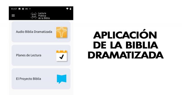 Lectura Pública de la Biblia - La Biblia dramatizada